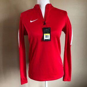 Nike | NWT Quarter Zip Dri-Fit Athletic Jacket S